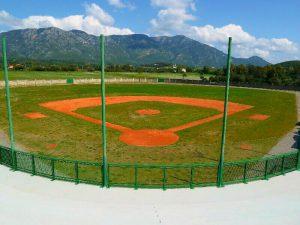 Igleasias stadio di baseball